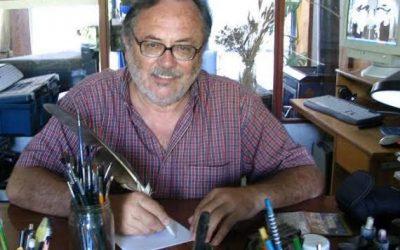Hernán Vidal: Premio Iberoamericano de Humor Gráfico Quevedos 2018.